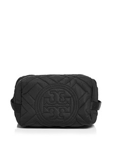 Tory Burch - Fleming Quilted Nylon Cosmetics Case
