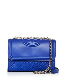Tory Burch - Fleming Small Leather Convertible Sho