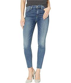 7 For All Mankind B(Air) High Waist Ankle Skinny i