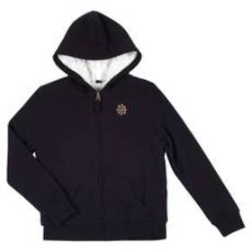 Girls (7-16) Star Ride Hashtag Sherpa Lined Full Z