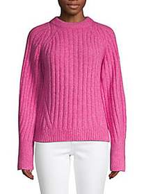 3.1 Phillip Lim Ribbed Sweater PINK