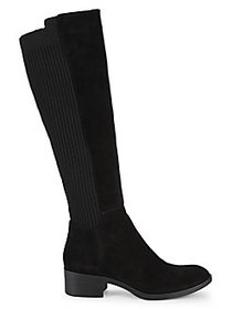 Kenneth Cole Lina Knee-High Boots BLACK