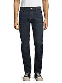 7 For All Mankind Paxtyn Skinny Jeans AGATE