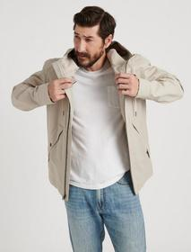 Lucky Brand Water Resistant Hooded Jacket