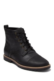Cole Haan Nathan Leather Cap Toe Boot