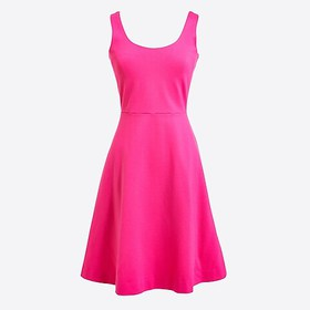 J. Crew Factory Strappy A-line dress