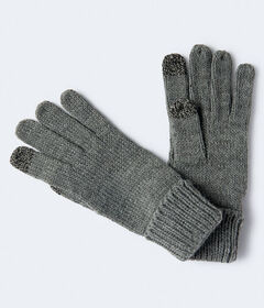 Aeropostale Core Touchscreen Gloves