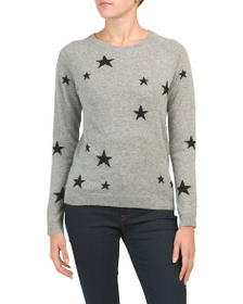 PHILOSOPHY Scattered Stars Cashmere Sweater