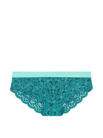 Allover Lace Bikini Panty