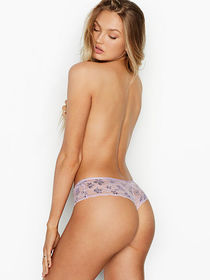 Side Strap Hipster Thong Panty