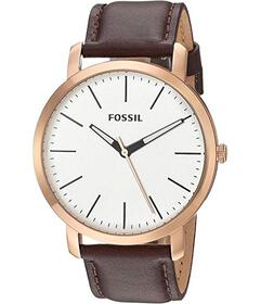 Fossil Luther Three-Hand Leather Watch - BQ2371