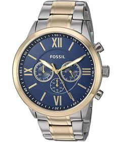 Fossil Flynn Chronograph Stainless Steel Watch - B