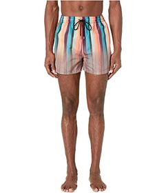 Paul Smith Artist\u002FMultistripe Mix Classic Swi