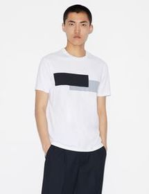 Armani REGULAR-FIT GRAPHIC TEE
