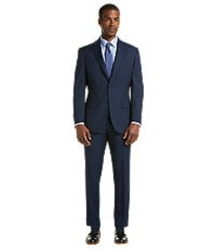 Jos Bank 1905 Collection Tailored Fit Plaid Organi