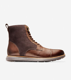 Cole Haan ØriginalGrand Cap Toe Boot