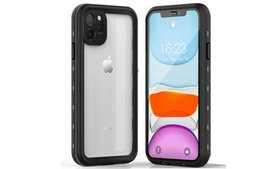 For iPhone 11 Pro Max Waterproof Dustproof Rugged