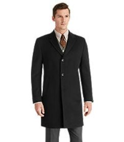 Jos Bank Joseph A. Bank Tailored Fit Overcoat