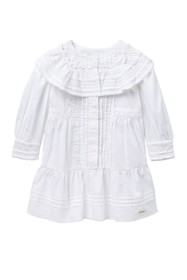 Burberry Delita Long Sleeve Dress (Little Girls &