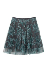 Burberry Mini Wilton Lace Skirt (Little Girls & Bi