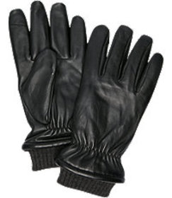 Jos Bank Jos. A. Bank Leather Tech Touch Gloves