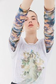 Future State Baroque Angels Oversized Tee