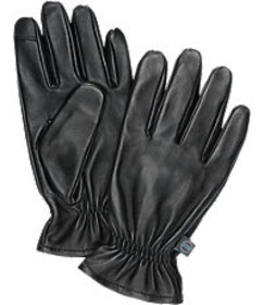 Jos Bank Travel Tech Leather Touch Point Gloves