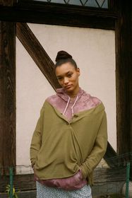 Out From Under Blaine Cozy Oversized Henley Top