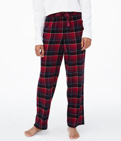 Aeropostale Plaid Flannel Sleep Pants