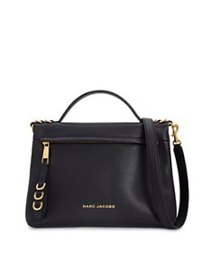 MARC JACOBS - The Two Fold Medium Leather Shoulder