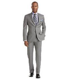 Jos Bank Reserve Collection Slim Fit Stripe Suit C