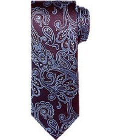 Jos Bank Reserve Collection Paisley Tie CLEARANCE
