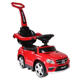 Best Ride On Cars Baby 4-in-1 Mercedes Push Car St