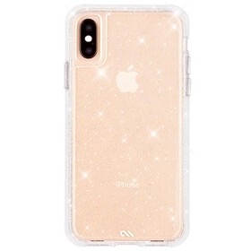 Case-Mate iPhone Xs / X Clear Sheer Crystal Case