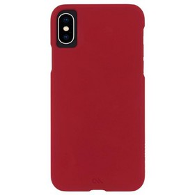 Case-Mate iPhone Xs Barely There Cardinal Case