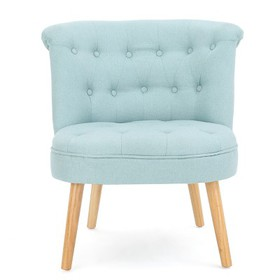 Cicely Tufted Accent Chair - Christopher Knight Ho