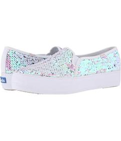 Keds Triple Decker Reverse Sequin