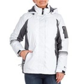 FREE COUNTRY Color Block 3-In-1 Systems Jacket Wit