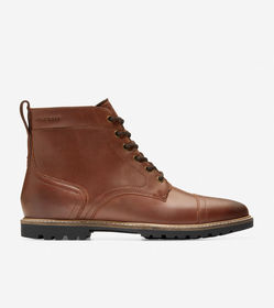 Cole Haan Nathan Cap Toe Boot