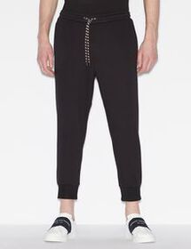Armani JOGGERS WITH REFLECTIVE DETAIL