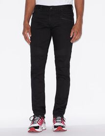 Armani SKINNY FIVE-POCKET JEANS