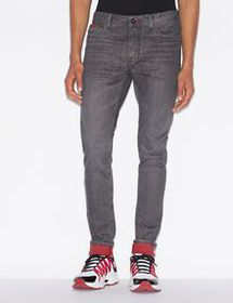 Armani FIVE-POCKET SUPER-SKINNY JEANS