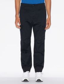 Armani COTTON CARGO PANTS