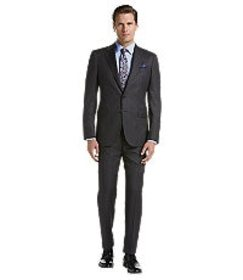 Jos Bank Reserve Collection Tailored Fit Pinstripe