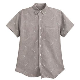 Disney Coco Button-Up Shirt for Men