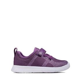 Clarks Girls Sport Shoes