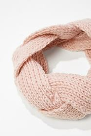 Forever21 Braided Knit Headwrap