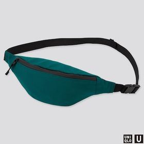 U BLOCKTECH FANNY BAG, GREEN, medium