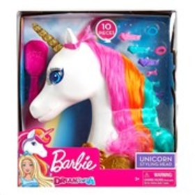 BARBIE Barbie Dreamtopia Unicorn Styling Head Toy