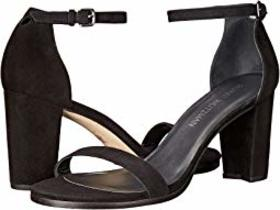 Stuart Weitzman Nearlynude Ankle Strap City Sandal